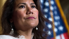 Rep. Veronica Escobar. Fotofrafía: Tom Williams/CQ-Roll Call via Getty Images