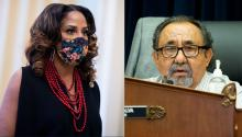 The Insular Cases are based on racial inferiority of U.S. territories like Puerto Rico, The U.S. Virgin Islands, Guam, American Samoa, and the Northern Mariana Islands. Photos: Tom Williams/ Roll Call via Getty Images, Bonnie Cash-Pool/Getty Images