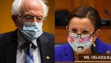 A ew a billwould help U.S. territories like Puerto Rico, the Northern Mariana Islands, Guam, the U.S. Virgin Islands, and American Samoa gain more access to federal programs. Photos: Sanders:: Graeme Jennings-Pool/Getty Images. Nydia: Kevin Dietsch-Pool/Getty Images