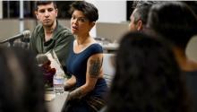 """""""Aparentemente, lastimo a los niños. Si trato de protegerlos soy una criminal"""", dijo Gurba en un vídeo. Vía: LA Times"""