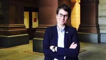 "Currently Helen ""Nellie"" L. Fitzpatrick is the Director of Lesbian, Gay, Bisexual and Transgender (LGBT) Affairs. She was appointed by Mayor Michael Nutter last December."
