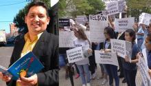 Seis expertos independientes y numerosos escritores de todo el mundo defendieron a Aguilera escribiendo cartas incluso al gobierno paraguayo. Photo: Justicia Para Nelson Aguilera.