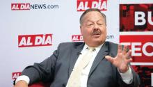 Nelson Díaz discussed his autobiography with AL DÍA on Aug. 20. (Samantha Laub / AL DÍA News)