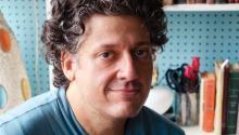 Nestor Armando Gil has lived in Florida, North Carolina, Maine, and most recently Pennsylvania, where he teaches studio art at Lafayette College in Easton, PA. Photo:PAFA/Nestor Armando Gil