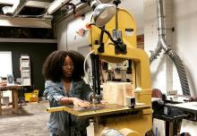 NextFab makerspaces provide state-of-the-art manufacturing tools and training to students, artists, and entrepreneurs of all skill levels. Photo: NextFab