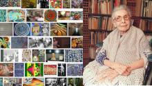 La psiquiatra Nise da Silveira fundó el Museo de las Imágenes Inconscientes de Brasil en 1952.