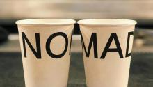 NOMAD, una de lascafeterías másconocidas en Barcelona. Foto: Nomad Coffee
