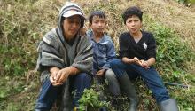 Nubia e hijos, un canal imprescindible para empezar un huerto urbano 'a la colombiana'. / Nubia e hijos.