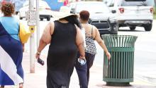 La obesidad es un problemapara los países desarrollados. Foto: Taniadimas