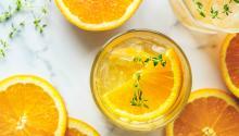 El consumo de vitaminaC estárecomendadodurante todo el año, no solo durante elinvierno. Foto:Rawpixel