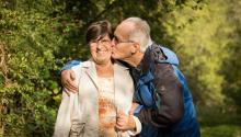 Las personas mayoresson lasmásafectadas por la osteoporosis. Foto: Marvin_SNCR