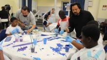Mural Arts Program hosts first community Paint Day