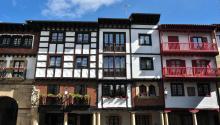 Fuenterrabía es uno de los pueblos más bonitos del País Vasco. Foto: Luis Rogelio HM