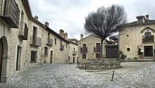 Las calles de Pedraza. Foto: Alma-81