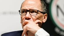 Chairman of the Democratic National Committee, Tom Perez. EFE / Justin Lane