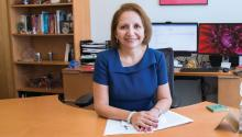 Antonia Villarruel is the dean of the School of Nursing of the University of Pennsylvania. Photo: AL DÍA Archives