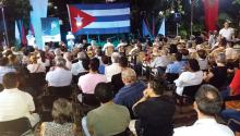 Aniversario 40 de la Brigada Antonio Maceo. Homenaje mundial. radio-miami.org