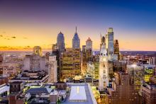 Philadelphia skyline. Photo: Thinkstock images.