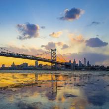 Philadelphia skyline. Photo: Thinkstockphotos.