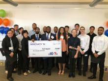 Last year NBC10 and Telemundo62 awarded a Project Innovation grant for $50,000 to Tech Impact for IT Work, an innovative program that trains young adults for careers in information technology, without needing a college degree. Photo: Courtesy of NBC10 and Telemundo62