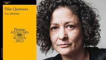 Pilar Quintana. Photo:Photo: Manuela Uribe / Alfaguara