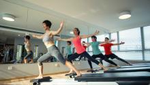 El pilates es una de ejercicios de flexibilidad recomendados. Foto: Uptown Fitness