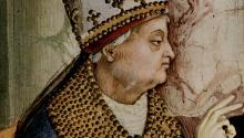 Pío II, nacidoEneas Silvius Bartholomeus. Wikipedia.
