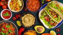 Food of Latin American origin is becoming increasingly popular around the world.