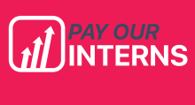 Photo: Pay Our Interns