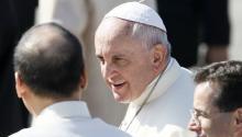 Este lunes el papa Francisco concluyó su visita de cinco días en Filipinas. EFE
