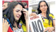 This facsimile of the front page of the October 3, 2016 Medellín edition of the Colombian newspaper ADN summarizes what happened in Colombia five years ago with the peace plebiscite.  ADN