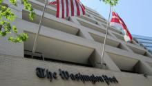 The Washington Post building in Washington, D.C. Photo: Wikimedia