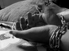 Human Trafficking, poverty's cruel child
