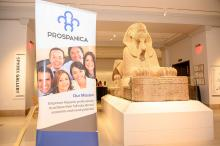 The 2019 Prospanica End of Year Celebration was held at the Penn Museum. Photos: Peter Fitzpatrick/ AL DIA News