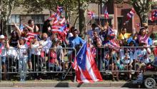 CelebracióndelPuerto Rican Day Parade o Parada Puertorriqueñaen Filadelfia, 2014. Foto: Archivo/AL DÍA News.