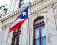 Mayor Kenney joins other leaders from cities across the mainland U.S. and Puerto Rico in a 'Mayor Exchange' initiative, designed to foster relations, aid recovery, and build resilience in Puerto Rico. Photo: Samantha Madera /AL DÍA News