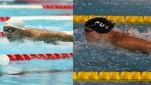 Arroyo and Sheehan have been setting records recently. Photo: Getty Images.