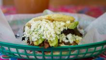 Arepa Experts. Puyero Venezuelan Flavor has brought its unique Latin American offerings to South Street since early 2017. Samantha Laub / AL DIA News