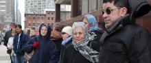Con Chaput en el Vaticano, feligreses exigen ser escuchados