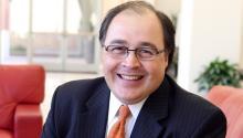 Ramiro A. Cavazos, President & CEO of USHCC. Photo:http://mysanantonio.com/