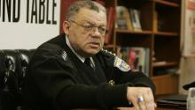 El comisionado de la Policía de Filadelfia Charles Ramsey. Foto: AL DÍA News