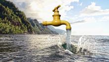 El aguacruda proviene de manantiales o de la lluvia. Foto:ATDSPHOTO