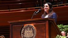 Philadelphia City Controller Rebecca Rhynhart. Photo Courtesy: Tone Webb / City of Philadelphia