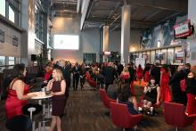 "The Annual ""Red Ball"" gala for the American Red Cross took place at Lincoln Financial Field March 30th Photos: Peter Fitzpatrick/AL DIA News"