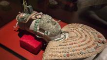 """""""Lareina que será un símbolo ancestral para las mujeres contemporáneas como lo fue en su momento para la cultura maya"""", dijo la secretaria de Cultura mexicana. Photo: National Geographic."""