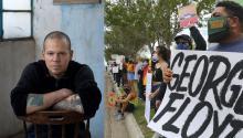 René Pérez Joglar llama a la unión para luchar contra el racismo en U.S.Photo: Arizona Daily Star / Getty Images.