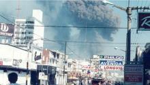 Ningún vecino de Río Tercero, en la provincia de Córdoba, puede olvidar el3 de noviembre de 1995. Photo: Urgente24.