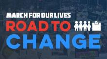 """Road to Change"" is the second chapter of the movement initiated by Parkland students in Florida after the terrible shooting at Marjory Stoneman Douglas High School on February 14."