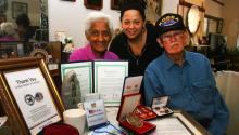 Antonio Romero: Una vida de lucha y de honor