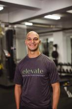 Hector Bones, entrepreneur and founder of Elevate Health & Performance. Photo Courtesy of Hector Bones